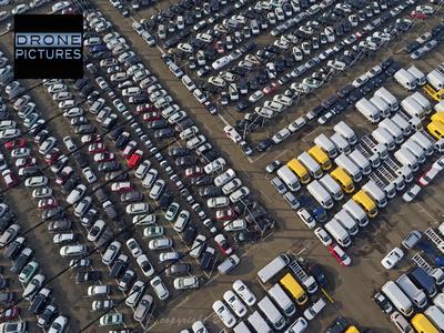 Photos aériennes par drone - GCA TEA Lyon