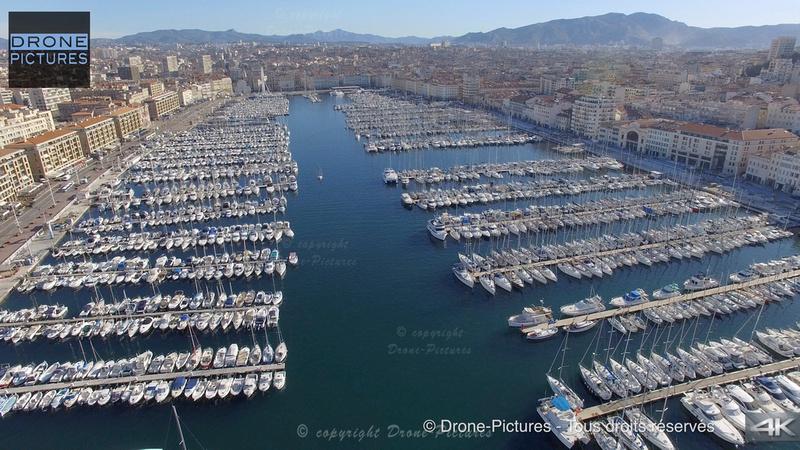 Vieux-Port © Drone-Pictures