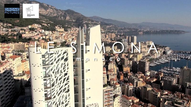 Le Simona - Monaco par drone