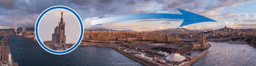 Giga-Pano aérien Marseile NDG avec Crop à 100% © Drone-Pictures