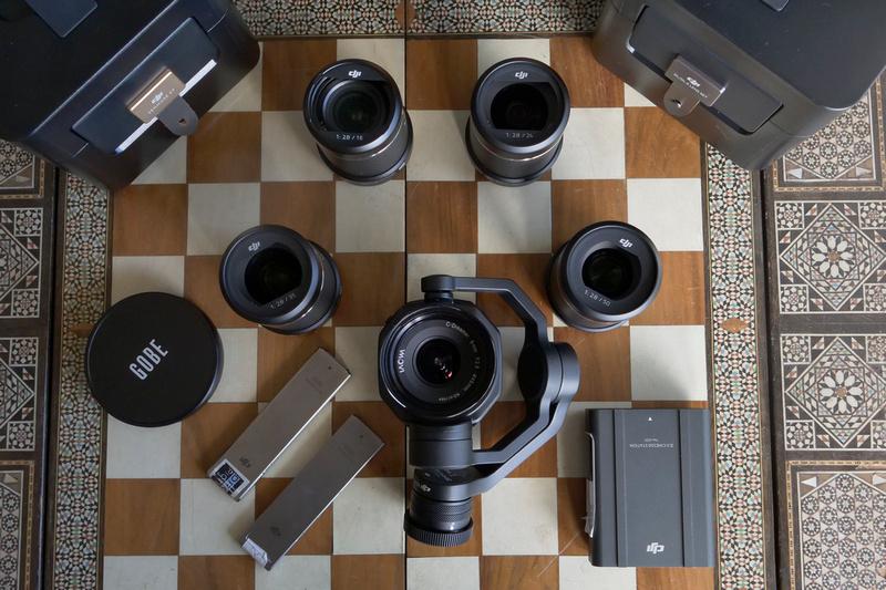 Pack Optiques et Zenmuse X7_1122307