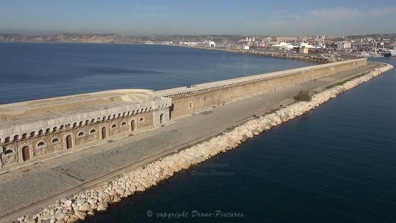 Digue du Large - Marseille