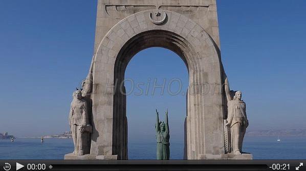 Monument aux Morts d'Orient Marseille