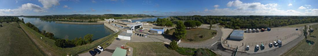 Pano 360° à 25m CNR-Usine-Avignon