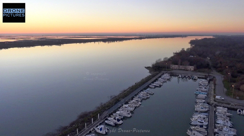 PSL-Petit Port sunset-Drone-Pictures