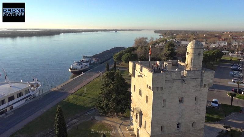 PSL-Tour Saint-Louis et rhône-Drone-Pictures