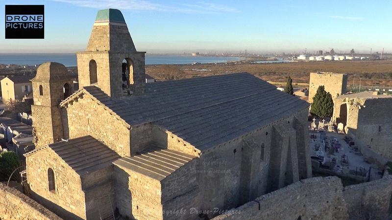 FOS-Hauture-église-Drone-Pictures