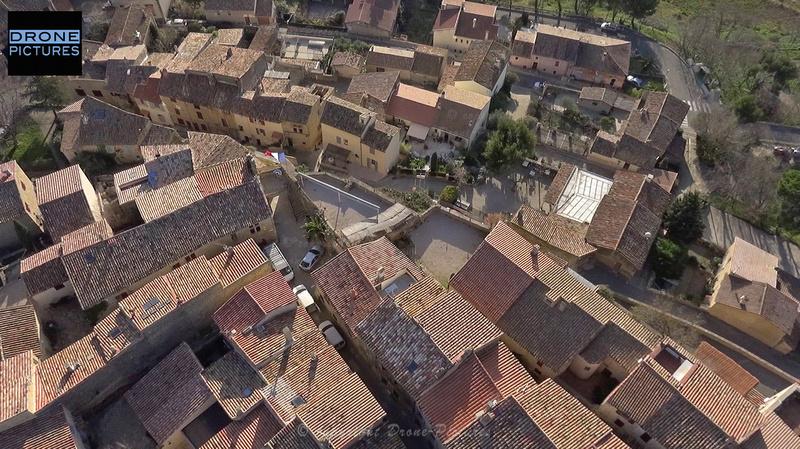 Miramas-le-Vieux-Haut-Drone-Pictures
