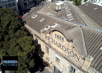 Richardson Photo aérienne © Drone-Pictures