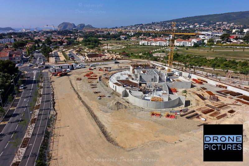 Chantier Pasino La Ciotat, vue aérienne © Drone-Pictures_DSC6082