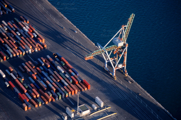 Port autonome de Marseille, photo © Sami Sarkis