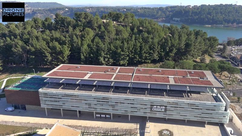 ISTRES-Hôtel de ville-Drone-Pictures