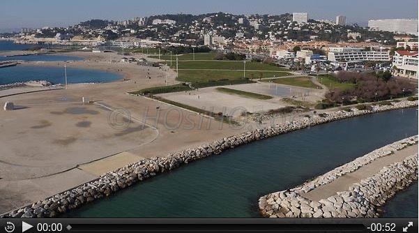 Plages du Prado - Marseille
