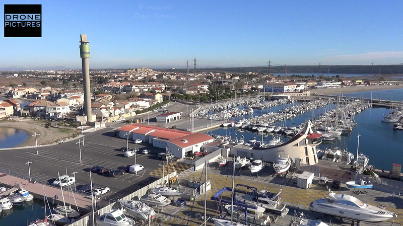 FOS-Port de Plaisance-Drone-Pictures