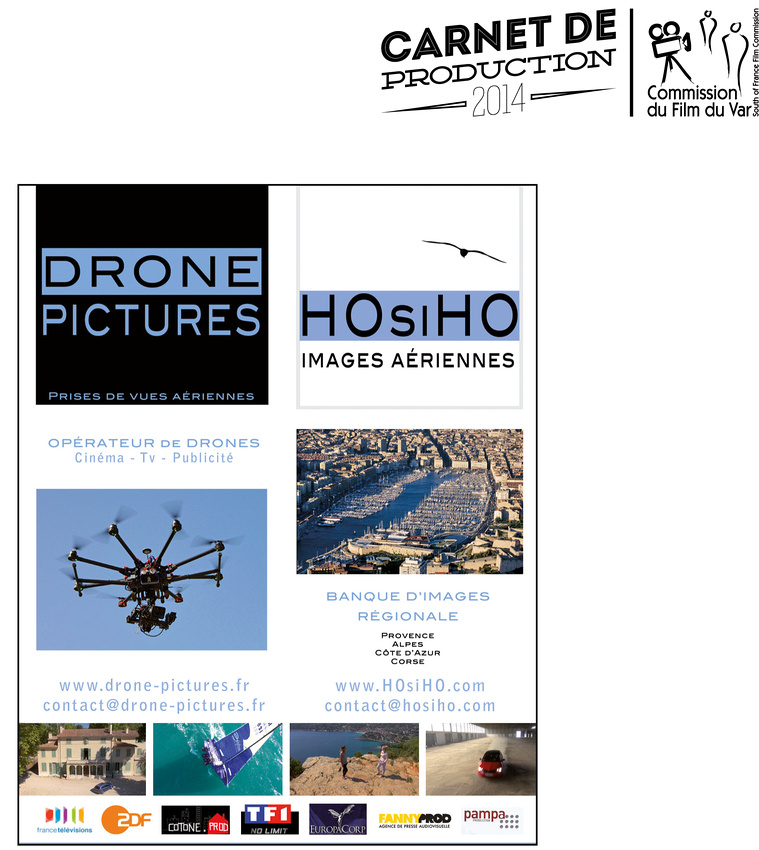 Publicité Hosiho - Drone-Pictures