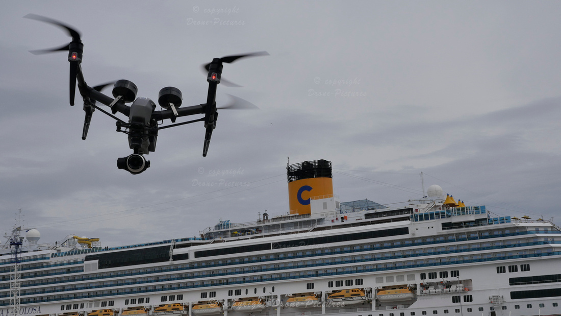 Costa Croisieres-GPMM © Drone-Pictures -1290606